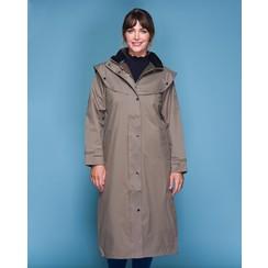 Jack Murphy rain coat lady sizes Chinchilla