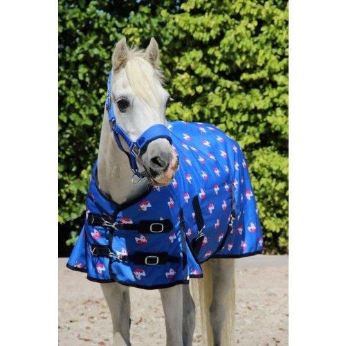 HB (handelsonderneming H. Bammens) HB Harry and Hector Outdoor deken Unicorn 200 gr