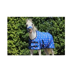 HB Harry and hector Turnout Rug Unicorn
