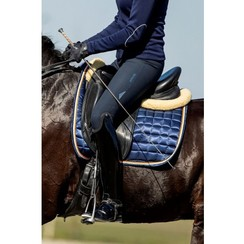 HB Showtime Blue Moon Saddle pads