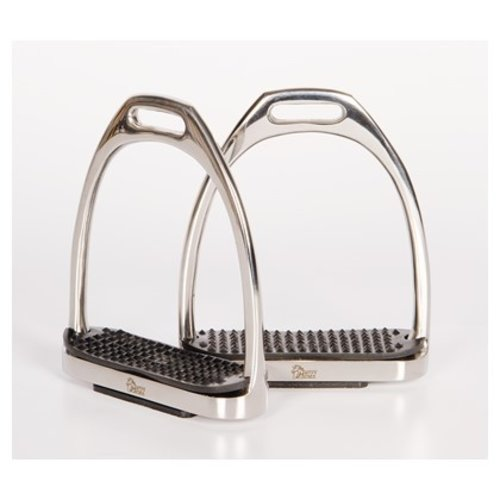 Harry's Horse Harry's Horse Stirrups stainless steel