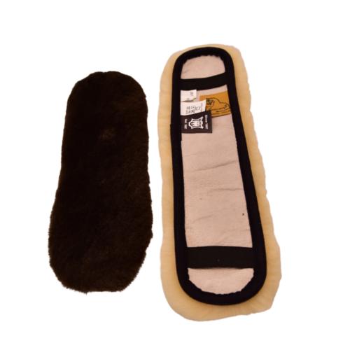 Letty's Design Letty's Design sheepskin cover  for single girth Full