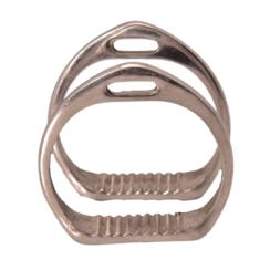 LD Steigbügel Aluminium Pony 6 cm