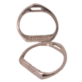 Letty's Design LD Stirrups aluminium Pony 6 cm