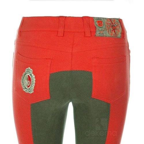 Harry's Horse Harry's Horse Breeches Washo Plus Cayenne size: 38