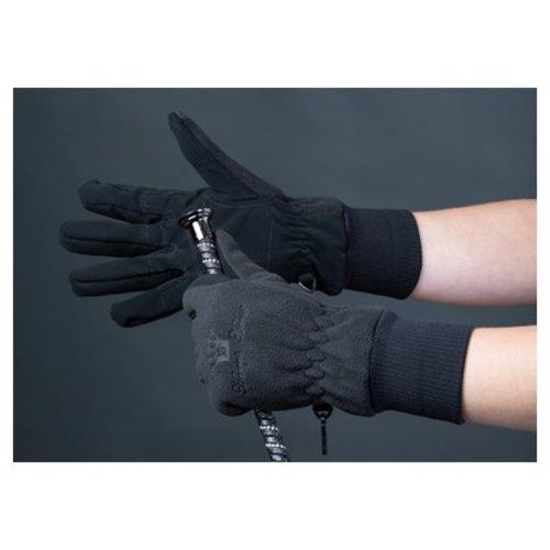 Harry's Horse Harry's Horse Handschuhe Fleece atmungsaktiv/wasserdicht, schwarz