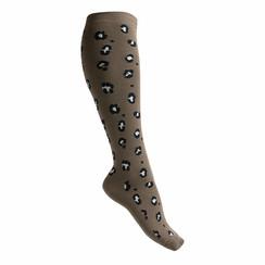 PK Socks Ober Leopard Kalamata