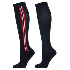 Harry's Horse Socks Denici Cavalli Red