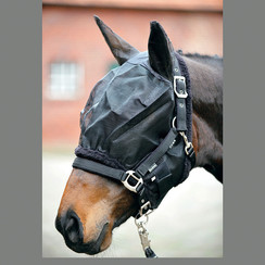 Kavalkade Fly mask with ears