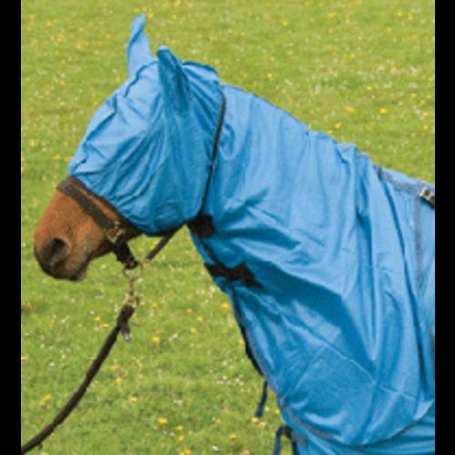 Imperial Riding IR Mähnenkappe + Maske Royal blue