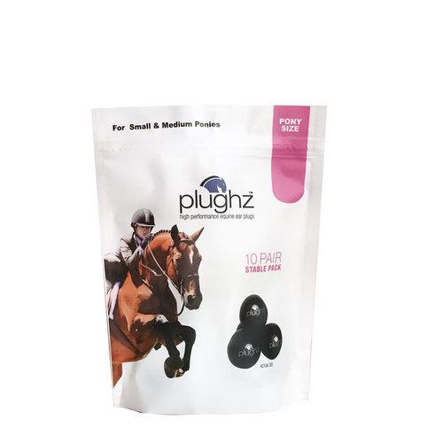 Plughz Plughz Ohrstöpsel Pony und Cob 10 Paare