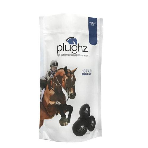 Plughz Plughz Earplugs Horses 10 pairs