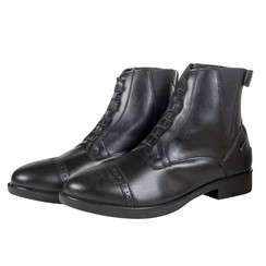 HKM Jodhpur boots synthetic -Sheffield- Style