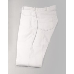 Reithose Damen Guild Zara Weiß