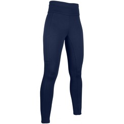 HKM Riding leggings -Cosy- Style silicone full seat kids