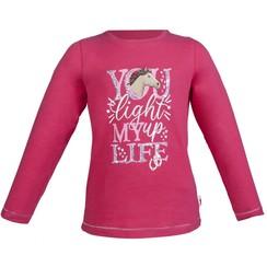 HKM Longsleeve shirt -Horse Love-