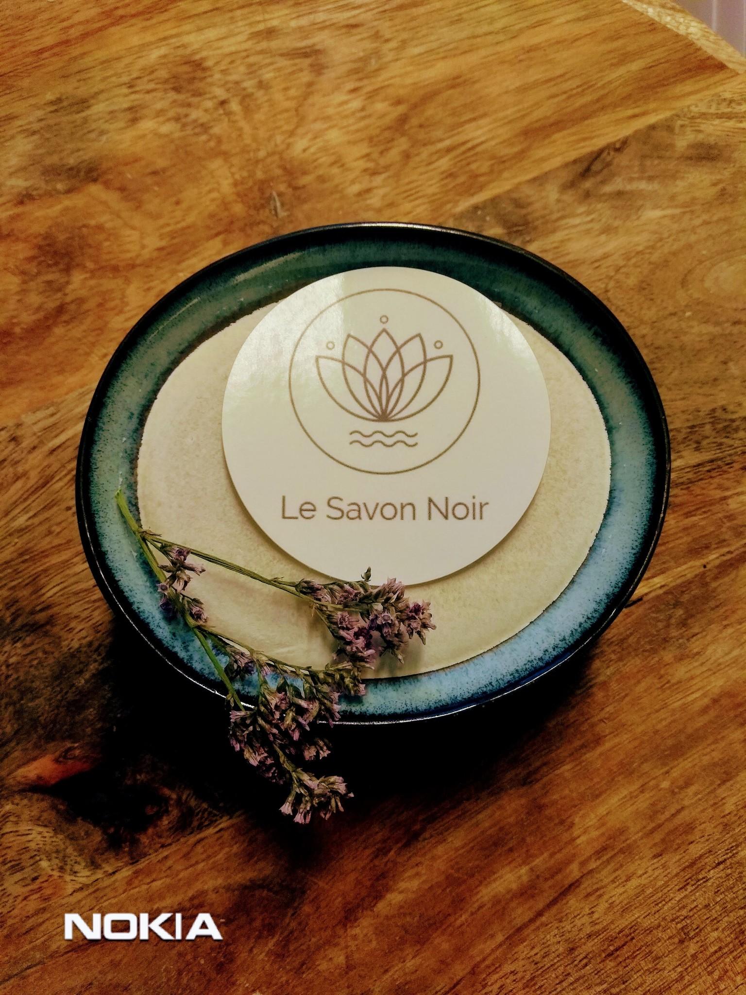 Le savon Noir Scheerzeep