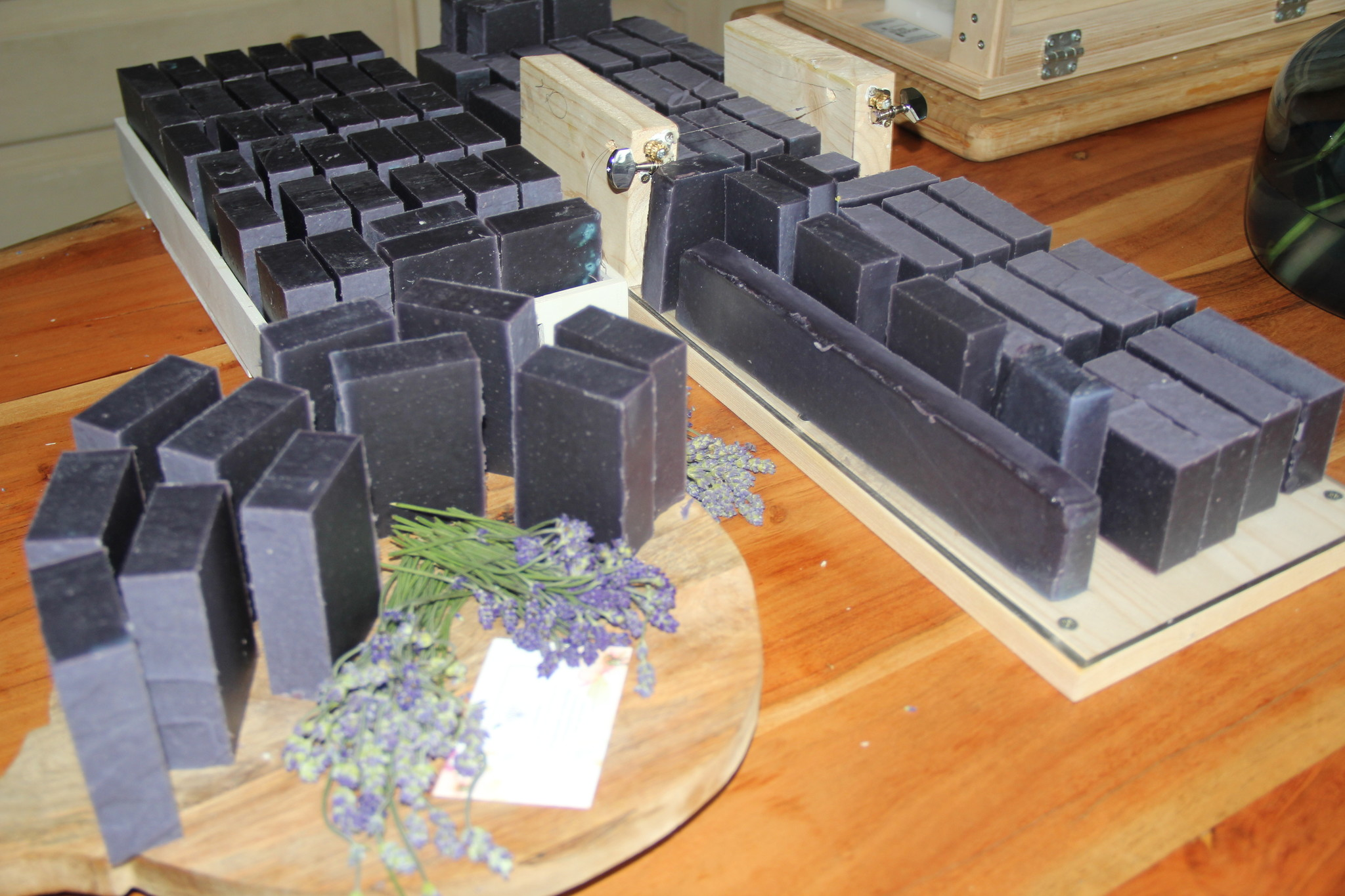 Le Savon Noir Lavendelzeep