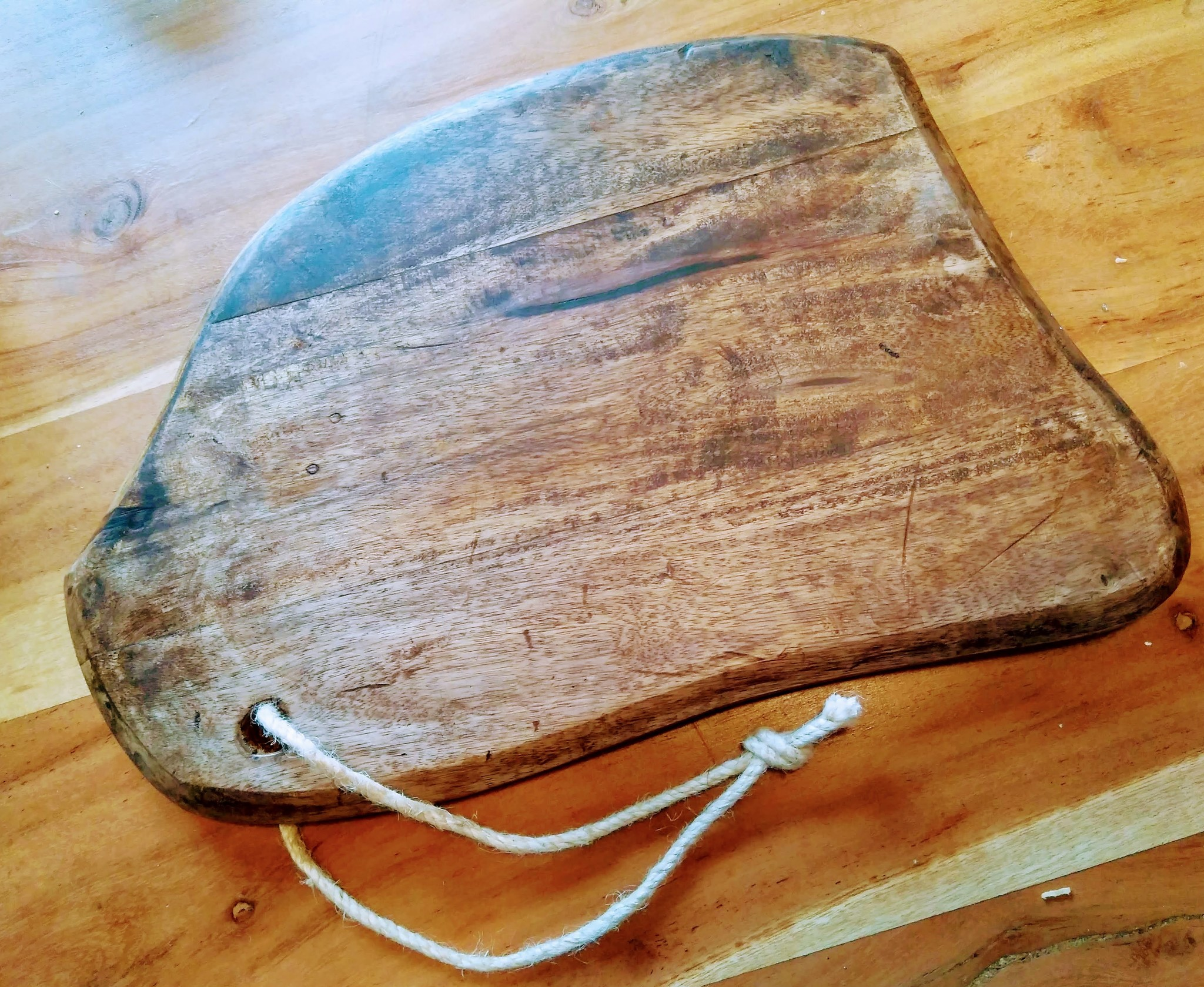 Le Savon Noir Plank geschenk, groot