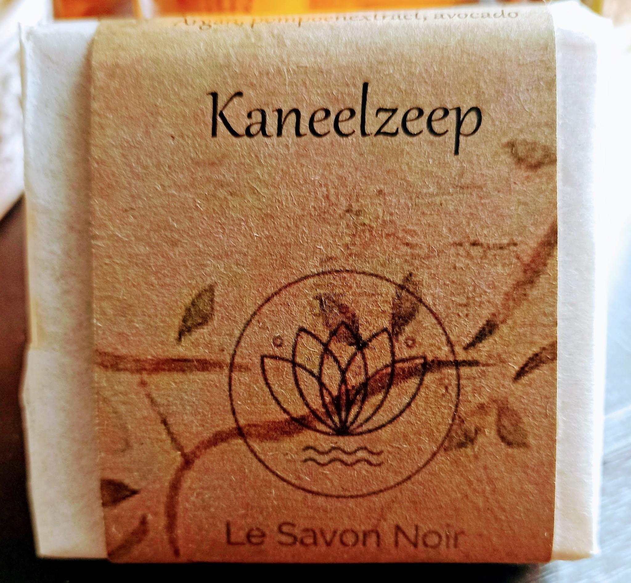 Le Savon Noir Kaneel-pompoenzeep