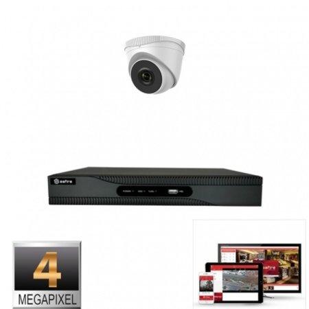 Safire / hikvision 1 Camera 4MP kit