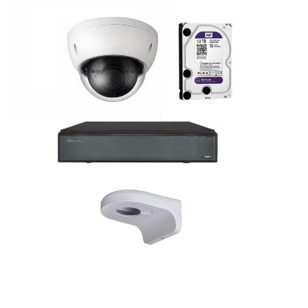 X-security 1 Camera 5 MP kit