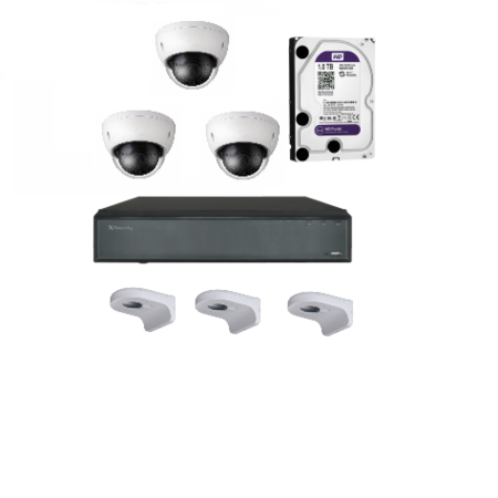 X-security 3 Camera 5 MP kit