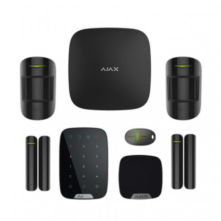 Ajax security Ajax hubkit luxe zwart