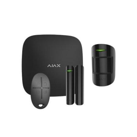 Ajax security ajax security hub startersset hub zwart deurcontact bewegingsmelder keypad  - Copy