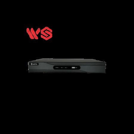 Safire / hikvision 4 kanaals POE recorder safire/hikvision