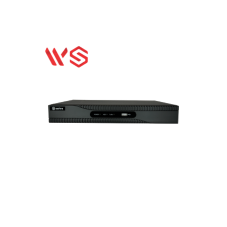Safire / hikvision 16 kanaals POE recorder safire/hikvision