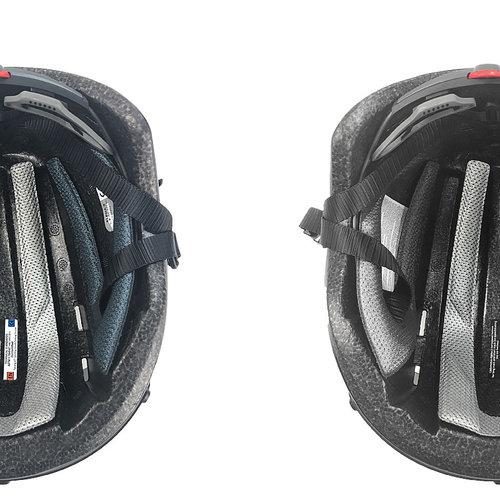 Cádomotus Padding for Alpha helmets, Alpha Aerospeed, Alpha-2 and Alpha-Y
