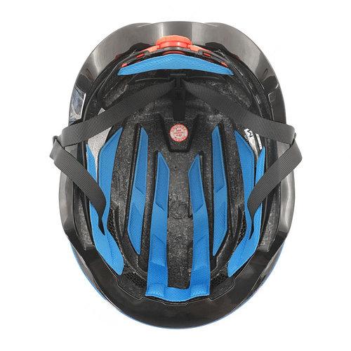 Cádomotus Omega Aero helmet for speedskating and cycling - Grey