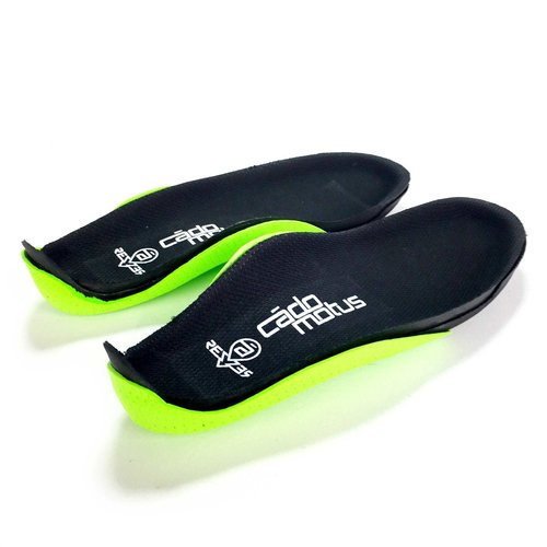 Cádomotus Resizer 3-in-1 Insoles for skates, bike shoes or ski boots | sports soles for kids