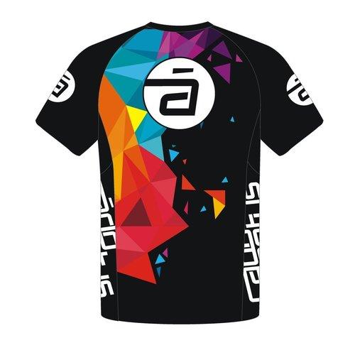 Cádomotus Cádomotus Onyx men's sports shirt