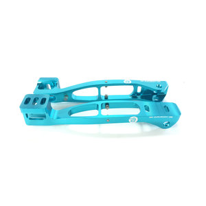 Cádomotus Dual mount clap skate bridges with/without Cádomotus 525 blades