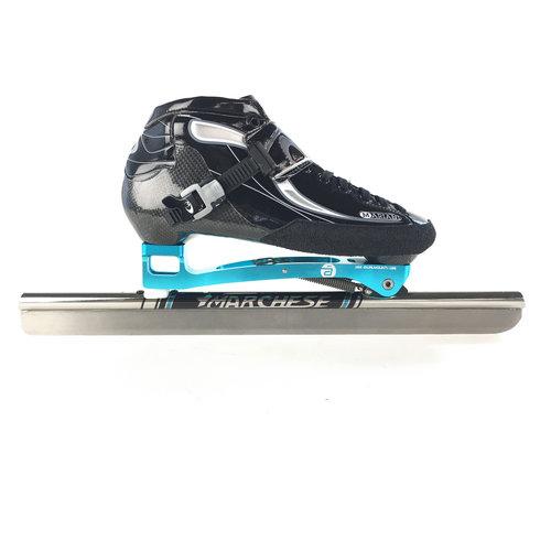 Cádomotus 165 + 195mm Clap skate bridges for Cádomotus blades