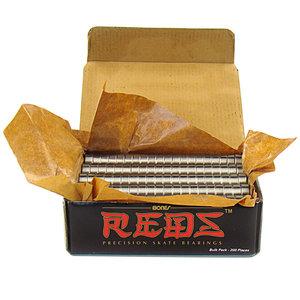 Bones Bones Reds Bulk Pack (200pcs)