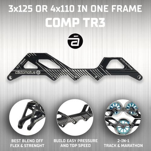 Cádomotus Comp-TR3  Inline Frame 4x110 and 3x125