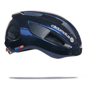 Cádomotus Sigma-II Compact Aerodynamic Cycling helmet | Galaxy