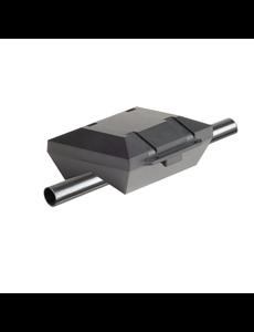 AlpinPro® Antikalksysteem Black Edition   type: Staal (voor alle Stalen waterleidingen)