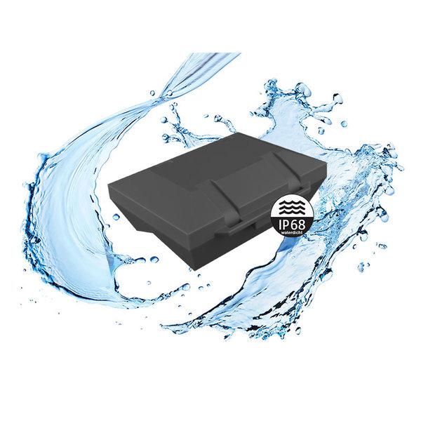 AlpinPro® Waterontharder Black Edition XTREME Pro (waterdicht) - voor alle waterleidingen