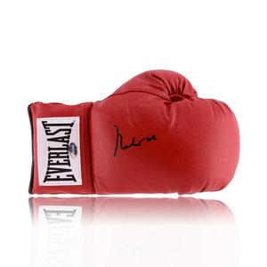 Muhammad Ali signed boxing glove Everlast