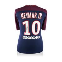 Neymar maglia firmata Paris Saint-Germain 2017-18