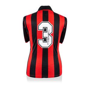 Paolo Maldini signed AC Milan shirt 1992-93