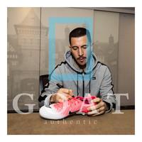 Eden Hazard signed boot Nike Mercurial Vapor XI