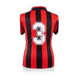 Paolo Maldini signed AC Milan shirt 1990-92