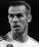 Cimeli firmati da Gareth Bale