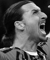 Zlatan Ibrahimovic signed memorabilia