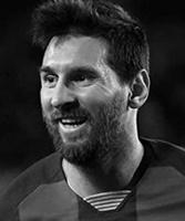 Cimeli firmati da Lionel Messi